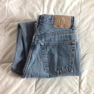 80s/90s GAP REVERSE FIT high waisted mom jeans